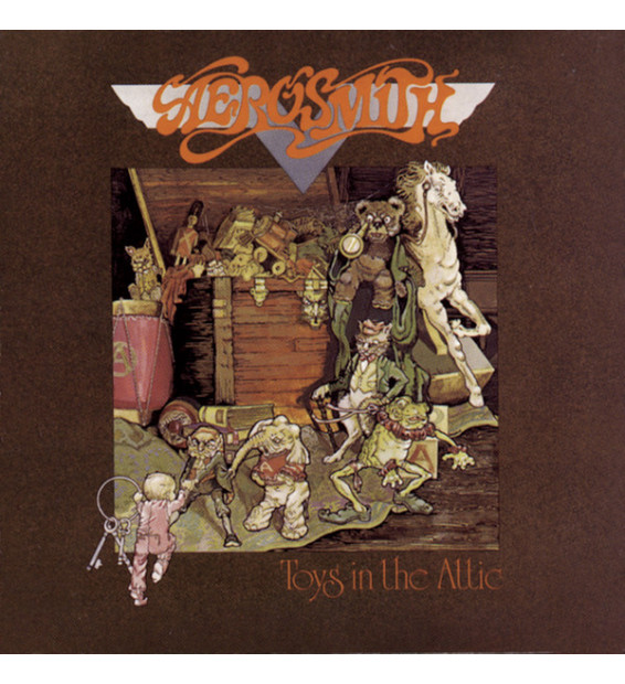 Aerosmith - Toys In The Attic (LP, Album) mesvinyles.fr