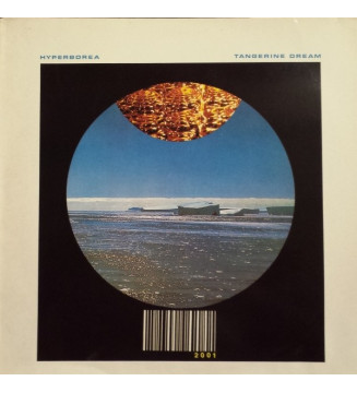 Tangerine Dream - Hyperborea (LP, Album)