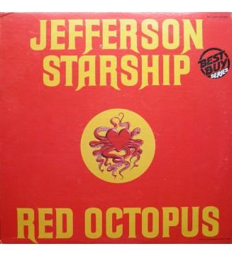 Jefferson Starship - Red Octopus (LP, Album, RE) mesvinyles.fr
