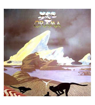 Yes - Drama (LP, Album) mesvinyles.fr