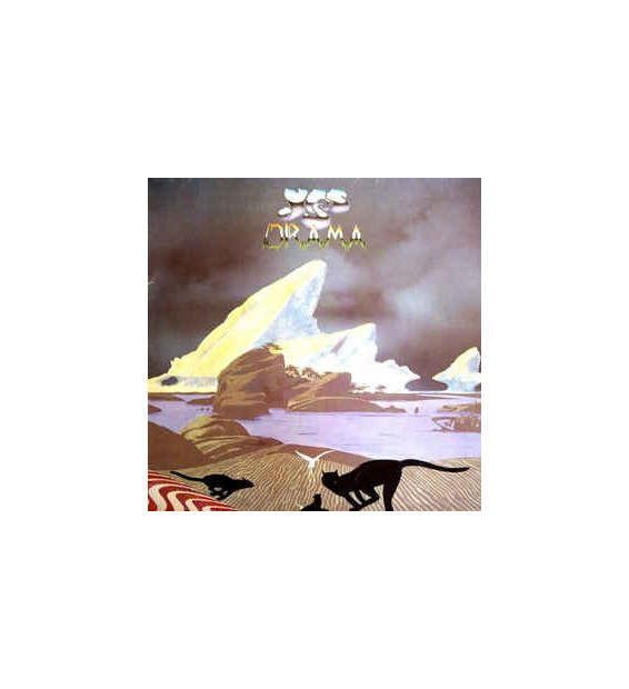 Yes - Drama (LP, Album)