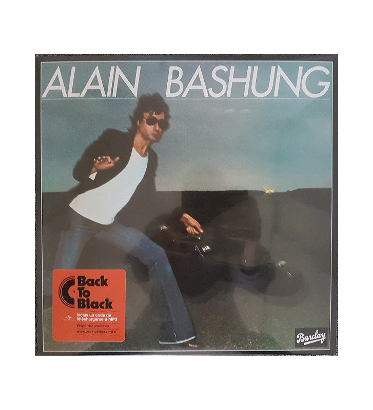 Alain Bashung - Roman Photos (LP, Album, RE, Col) mesvinyles.fr