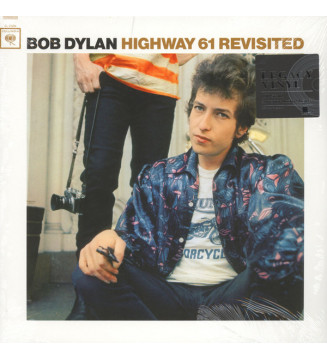 Bob Dylan - Highway 61 Revisited (LP, Album, Mono, RE, 180)