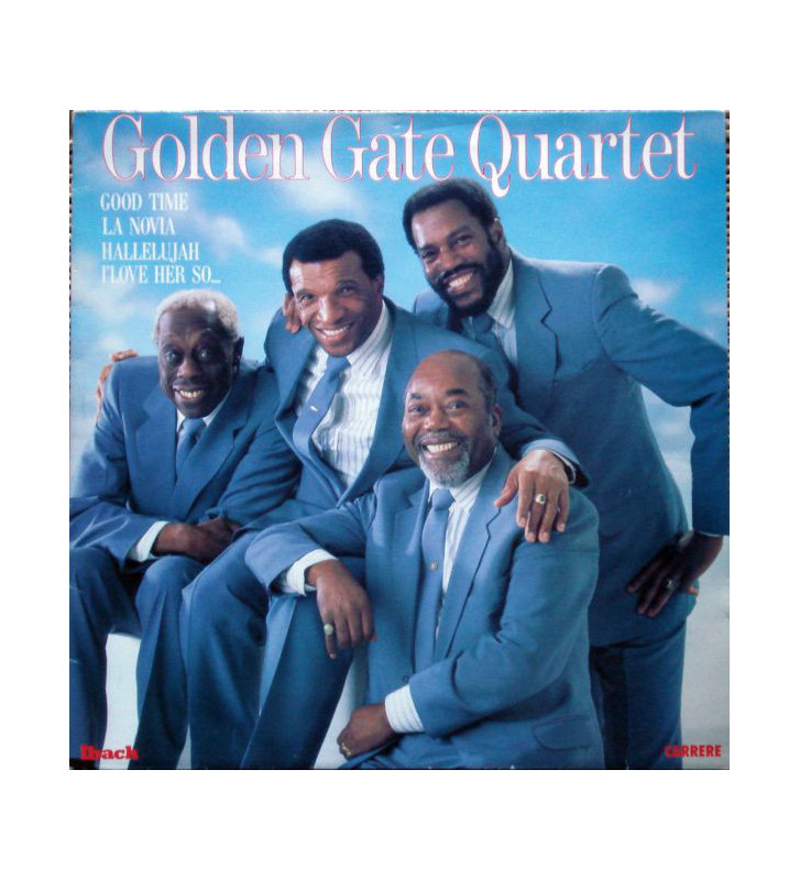 The Golden Gate Quartet - Good Time (LP, Comp) mesvinyles.fr