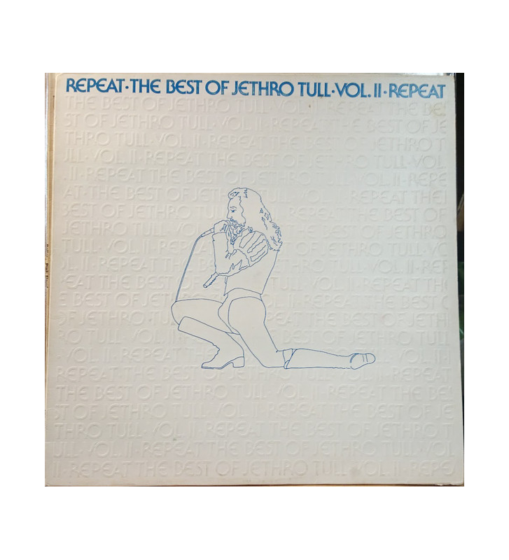 Jethro Tull - Repeat - The Best Of Jethro Tull - Vol. II (LP, Comp) mesvinyles.fr