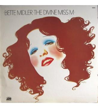 Bette Midler - The Divine Miss M (LP, Album) mesvinyles.fr