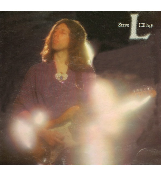 Steve Hillage - L (LP, Album)