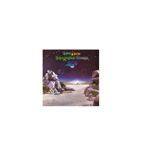 Yes - Tales From Topographic Oceans (2xLP, Album, RE)