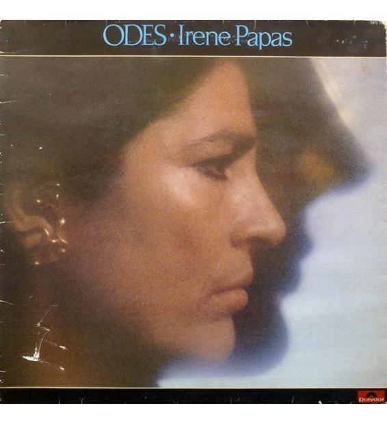Irene Papas - Odes (LP, Album, Gat) mesvinyles.fr