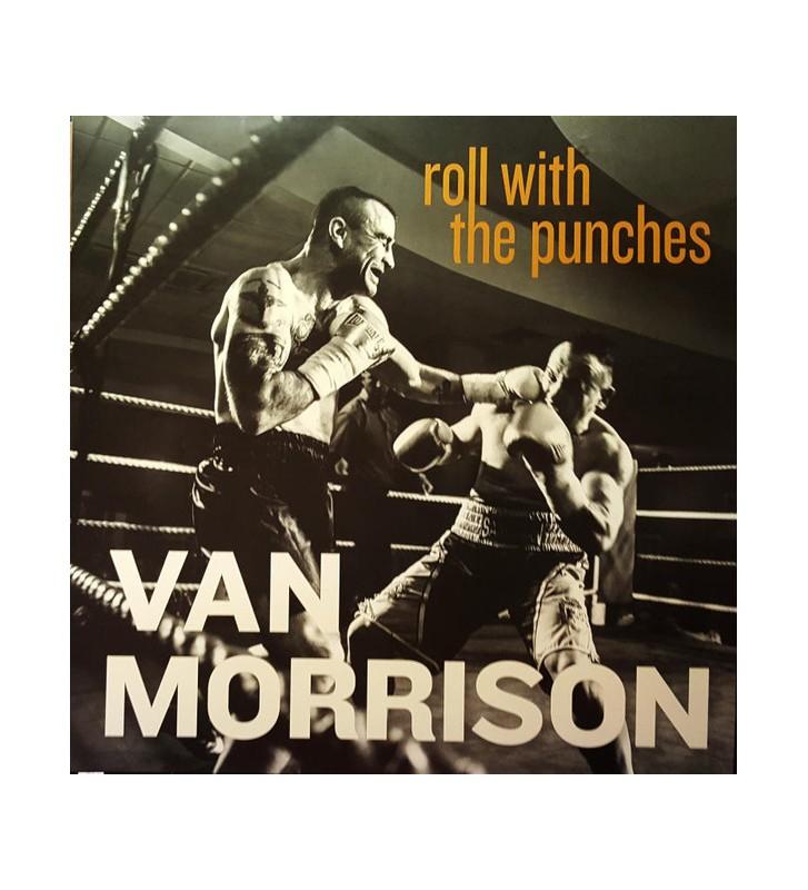 Van Morrison - Roll With The Punches (2xLP, Album) mesvinyles.fr