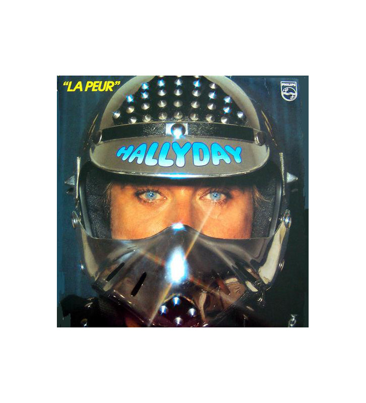 Johnny Hallyday - La Peur (LP, Album) mesvinyles.fr