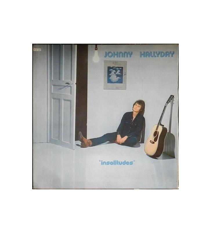 Johnny Hallyday - Insolitudes (LP, Album) mesvinyles.fr