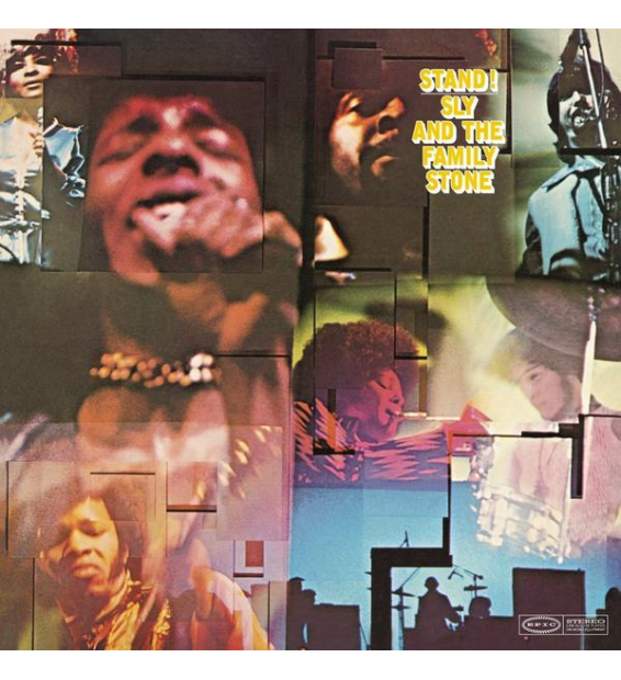 SLY & THE FAMILY STONE - Stand mesvinyles.fr