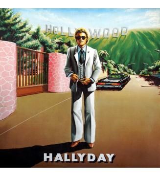 Johnny Hallyday - Hollywood (LP, Album)