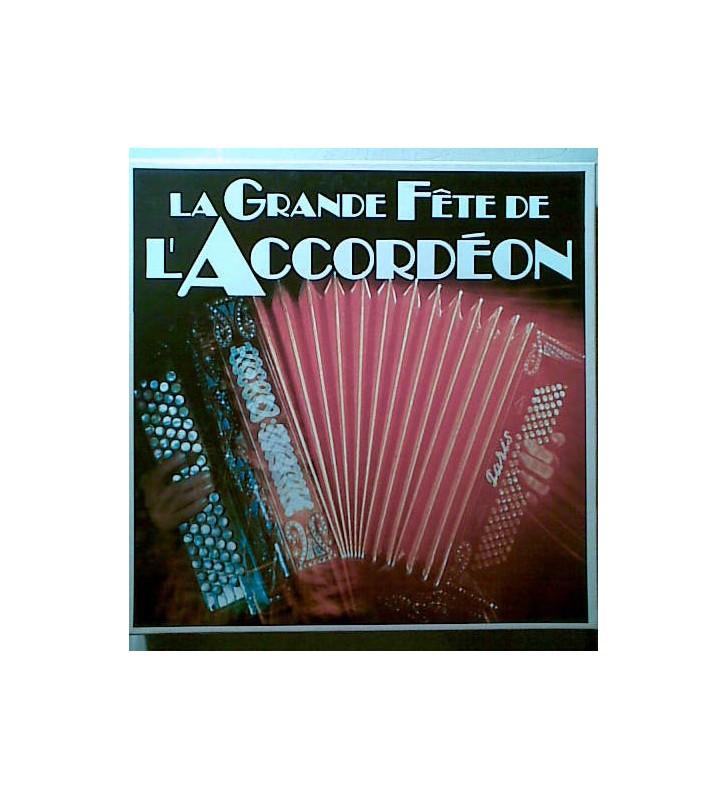 Various - La Grande Fête De L'Accordéon (10xLP, Comp, RE + Box) mesvinyles.fr
