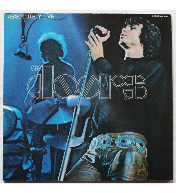 DOORS - absolutely live mesvinyles.fr