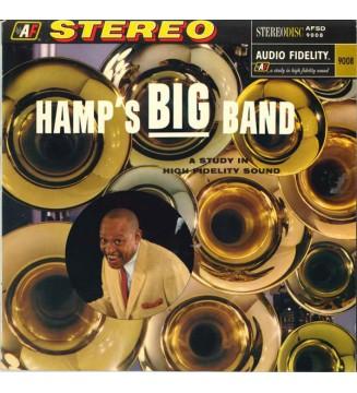 Lionel Hampton And His Orchestra - Hamp's Big Band (LP, Album) mesvinyles.fr