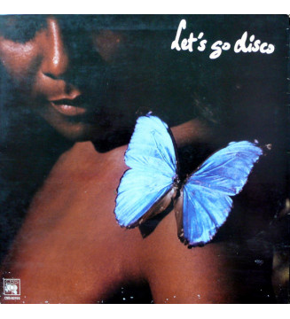 Various - Let's Go Disco (LP, Comp) mesvinyles.fr