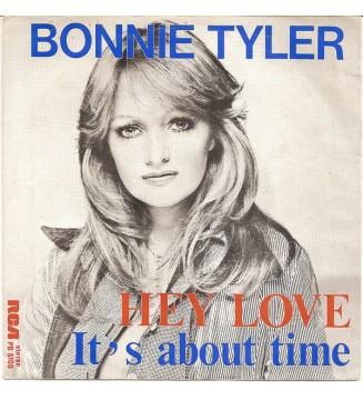 "Bonnie Tyler - Hey Love (7"") mesvinyles.fr"