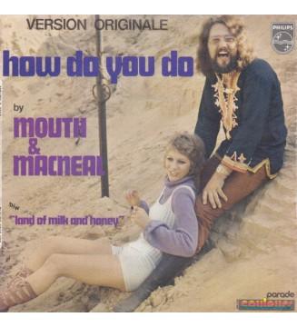 "Mouth & MacNeal - How Do You Do (7"", Single, Mono) mesvinyles.fr"