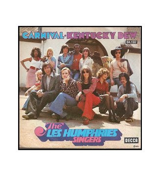"The Les Humphries Singers* - Carnival (7"", Single) mesvinyles.fr"
