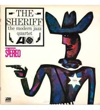 The Modern Jazz Quartet - The Sheriff (LP, Album, RE) mesvinyles.fr