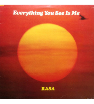 Rasa (9) - Everything You See Is Me (LP, Album) mesvinyles.fr