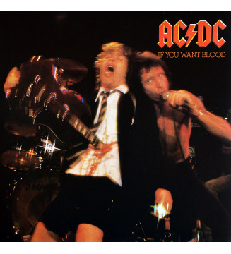 AC/DC - If You Want Blood You've Got It (LP, Album, RE, RM, 180) mesvinyles.fr
