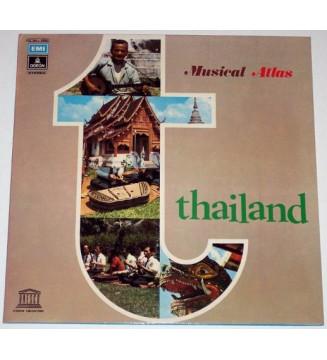 Various - Thailand - The Music Of Chieng Mai (LP, Album, Gat) mesvinyles.fr