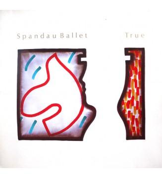 Spandau Ballet - True (LP, Album) mesvinyles.fr