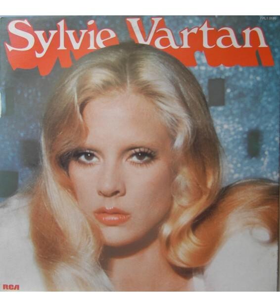 Sylvie Vartan - Sylvie Vartan (LP, Album)