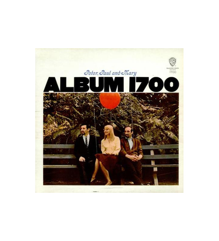 Peter, Paul & Mary - Album 1700 (LP, Album) mesvinyles.fr