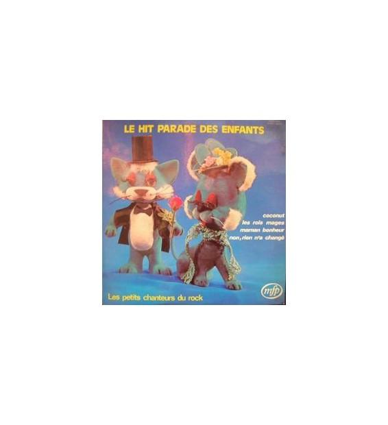 Les Petits Chanteurs Du Roc - Le Hit Parade Des Enfants (LP, Com) mesvinyles.fr