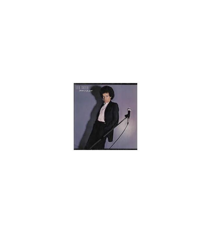 Leo Sayer - Thunder In My Heart (LP) mesvinyles.fr