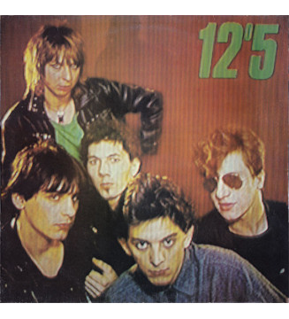 12°5 - 12°5 (LP, Album) mesvinyles.fr