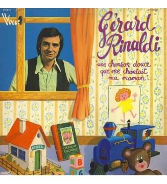 Gérard Rinaldi - Une Chanson Douce Que Me Chantait Ma Maman (LP, Album) mesvinyles.fr