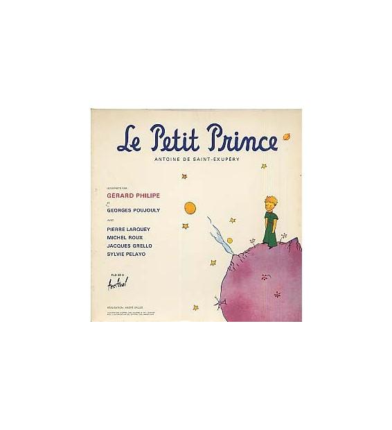 Antoine De Saint-Exupéry - Le Petit Prince (LP, Album, RE, Gat)