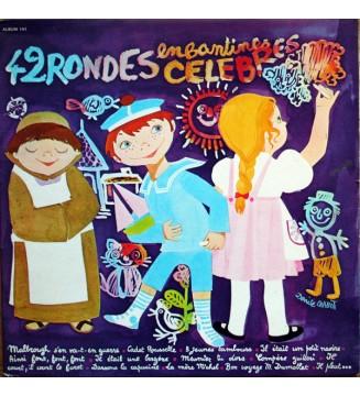 Jany Frédérique - Les Petits Carillonneurs - 42 Rondes Enfantines Célèbres (2xLP, Album) mesvinyles.fr