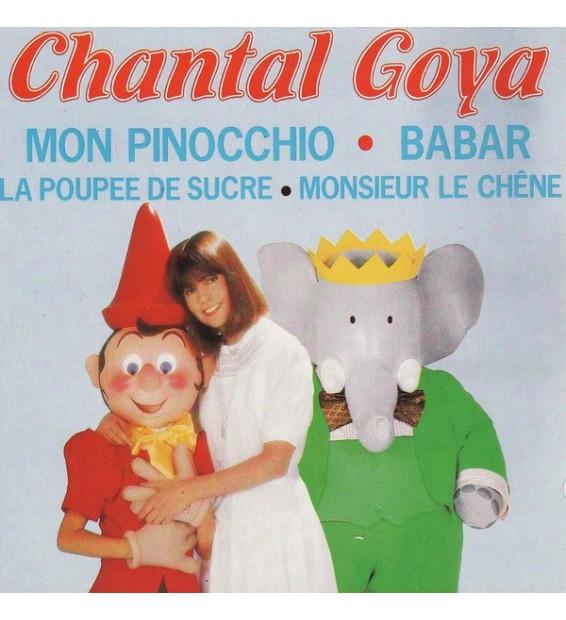 Chantal Goya - Babar (LP, Album, Gat) mesvinyles.fr