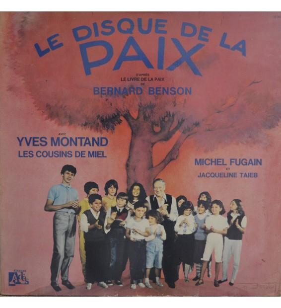 Various - Le Disque De La Paix (LP, Album) mesvinyles.fr