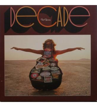 Neil Young - Decade (3xLP, Comp, Ltd, RE, RM) mesvinyles.fr