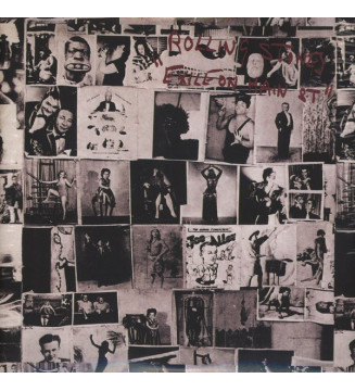 The Rolling Stones - Exile On Main St. (2xLP, Album, RE) mesvinyles.fr