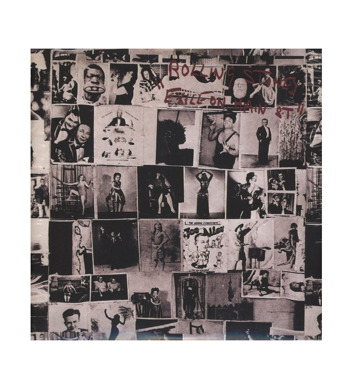 The Rolling Stones - Exile On Main St. (2xLP, Album, RE) mesvinyles.fr