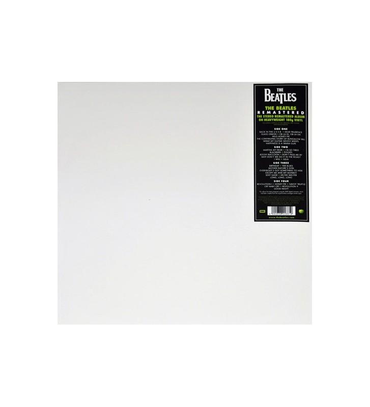 The Beatles - The Beatles (2xLP, Album, RE, RM, 180) mesvinyles.fr
