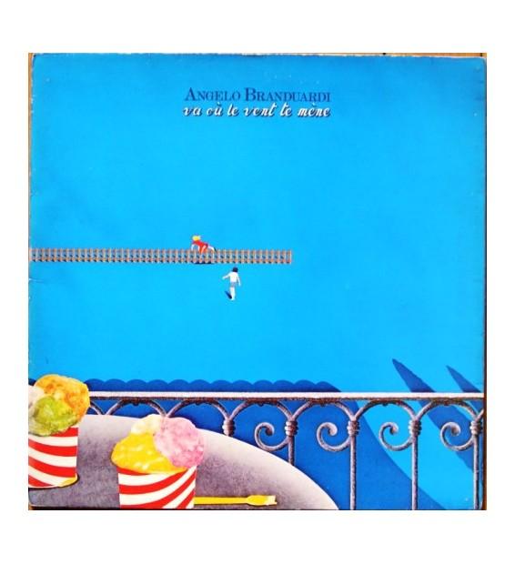 Angelo Branduardi - Va Où Le Vent Te Mène (LP, Album)