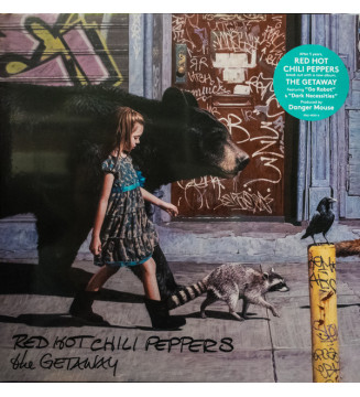 Red Hot Chili Peppers - The Getaway (2xLP, Album) mesvinyles.fr