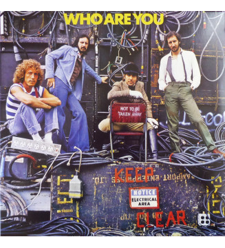 The Who - Who Are You (LP, Album, RE, RP, 180) mesvinyles.fr
