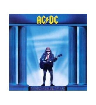 AC/DC - Who Made Who (LP, Album, Comp, RM, 180) mesvinyles.fr