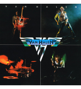Van Halen - Van Halen (LP, Album, RE, RM)