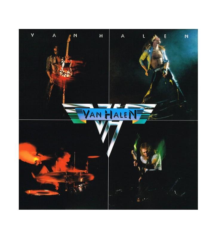 Van Halen - Van Halen (LP, Album, RE, RM) mesvinyles.fr